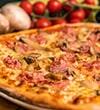comanda pizza Prosciutto e funghi oradea l arte della pizza livrare pizza foodpanda pizzerie oradea (2)